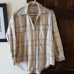 Madewell Sunday Flannel Shirt